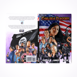 "Chelsea Dagger Graphic Novel ""Full Metal Jacket"" Edition"
